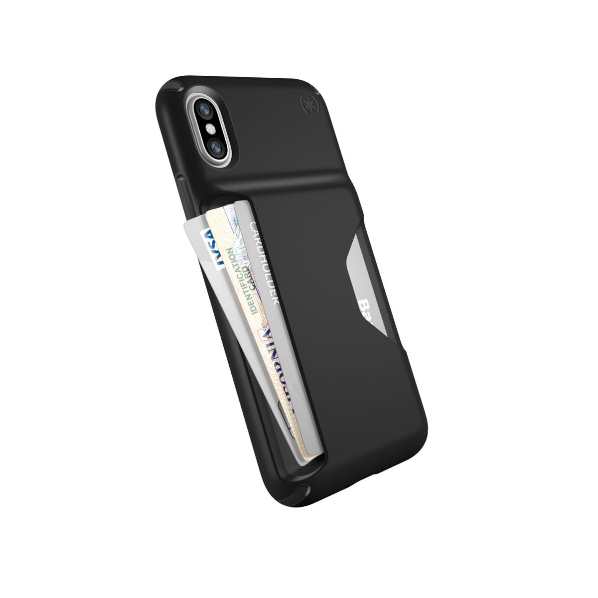 Carcasa iPhone X Presidio Wallet