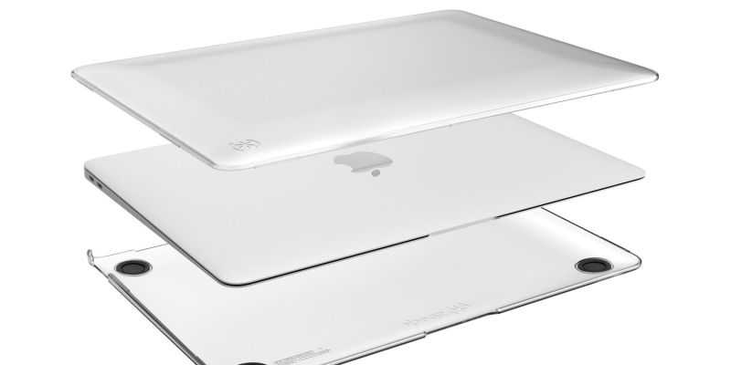 husa macbook air 2019 2018 transparenta