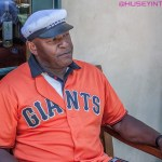 Former SF Giants and Oakland A's pitcher Vida Blue