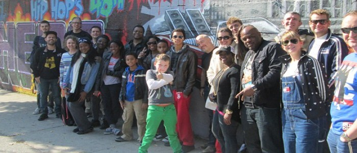 The Boogie Down Bronx Tour