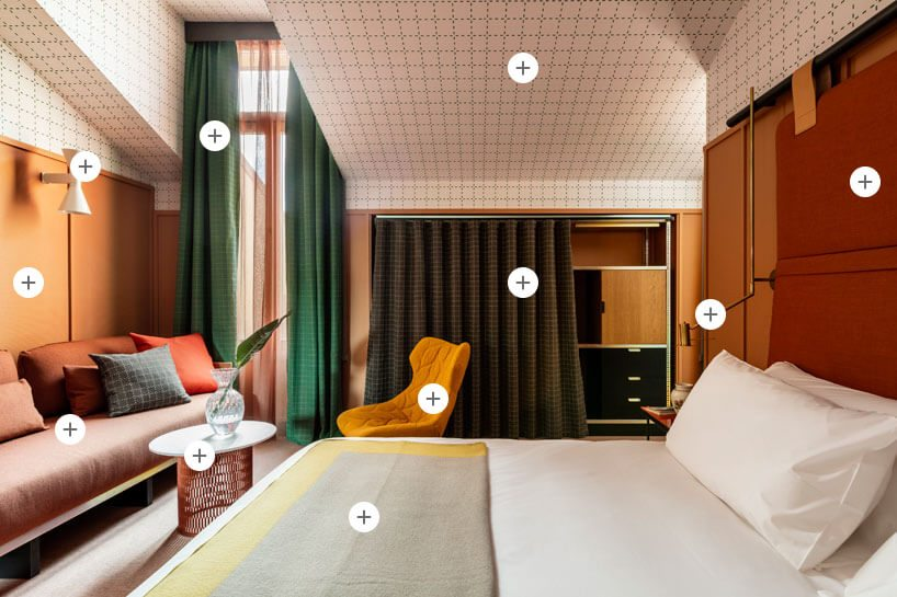 hotel milan patricia urquiola