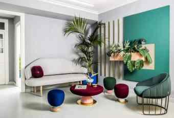 GET THE LOOK # 1 - Masquespacio Design Studio