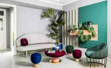 GET THE LOOK # 1 - Masquespacio Design Studio