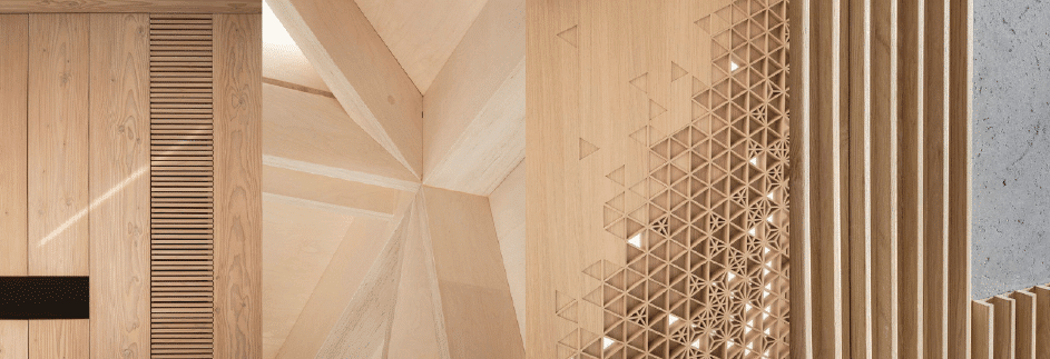 inspiration architects Japanese details