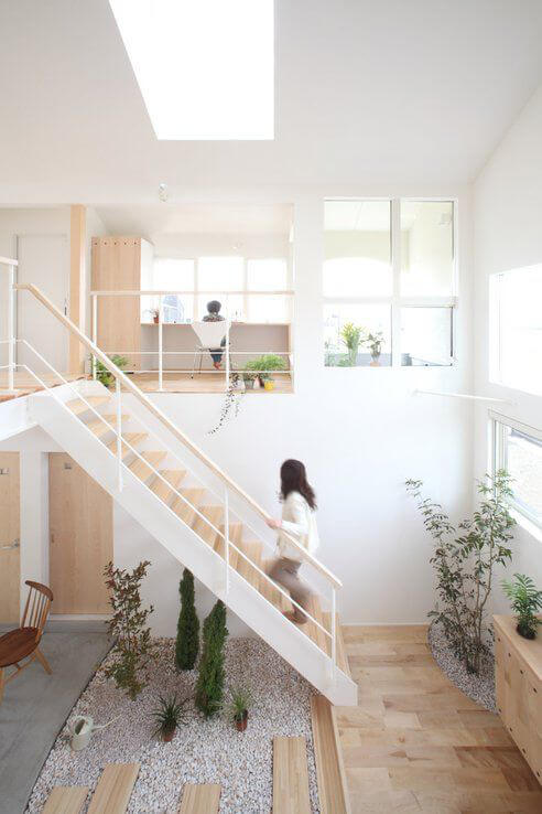Japanese architects inspiration common space