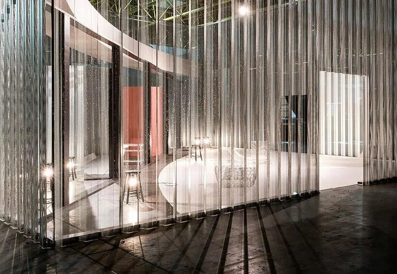 Interior design biennale kortrijk office KGDVS Interior