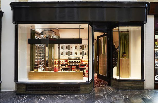 les éditions de parfums frederic malle boutique londres burlington arcade