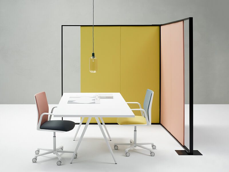 solution acoustique arper huskdesignblog
