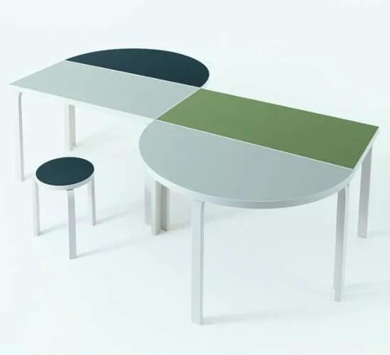 imm cologne 2017 furniture stand artek
