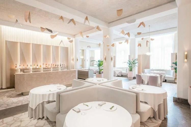 wallpaper* design awards restaurant odette singapour huskdesignblog