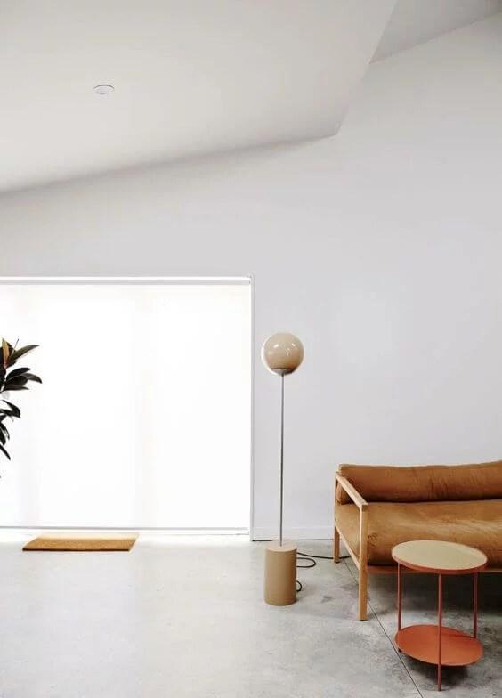 How to create a minimalist Interior?