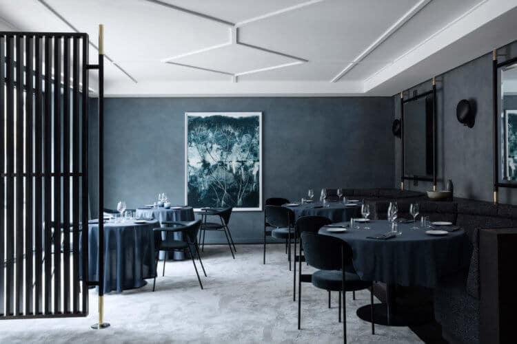 tendance dark interiors maison du danemark gam fratesi