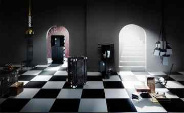 TENDANCE: Dark Interiors