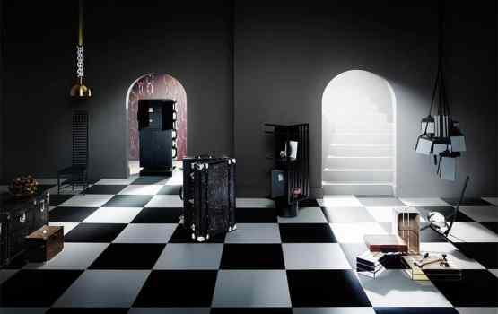 TENDANCE: Dark Interiors