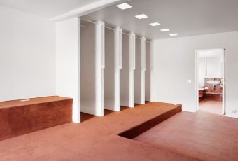 INTERIOR ARCHITECTURE: The power of red in Arquitectura-G