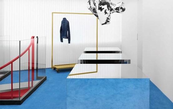 TOKYO: La nouvelle boutique Blå Konst d'Acne Studios
