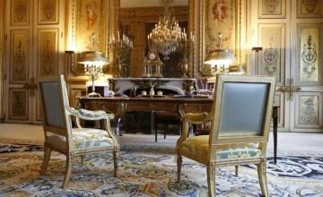 Comment le bureau présidentiel français pourrait-il être aménagé?