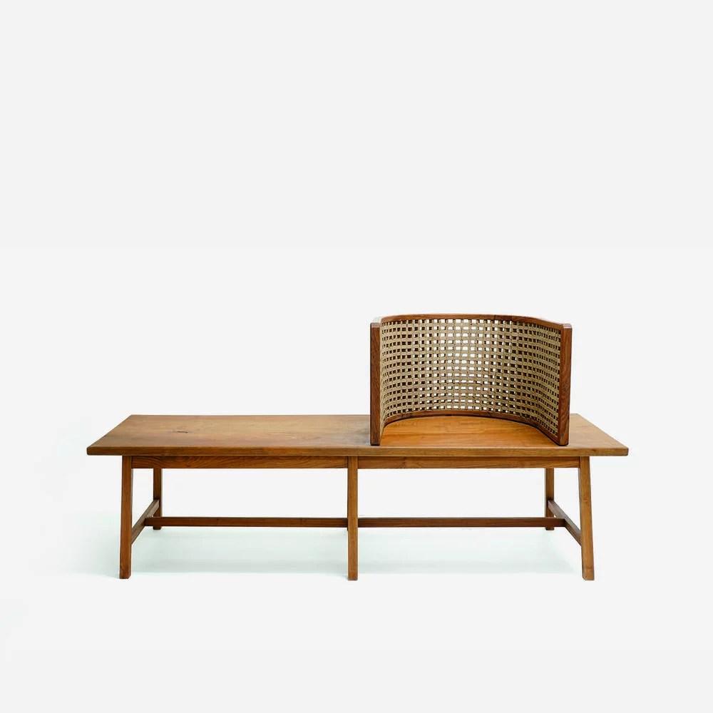 DesignMiami/ Basel 2017, Maniera, Brick Study III, Studio Mumbaï/Bijoy Jain Bench