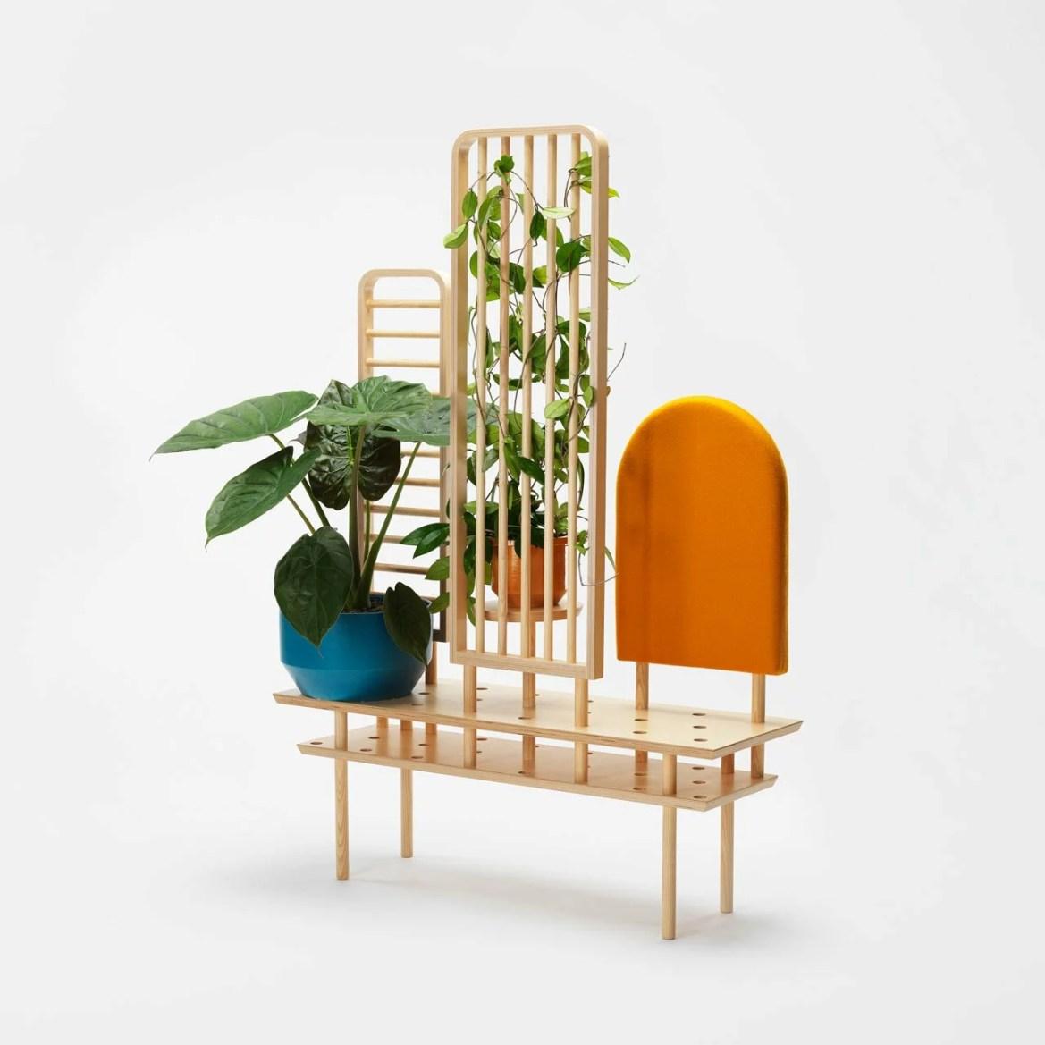 Design végétal, Zilio A&C, Dossofiorito, Etta