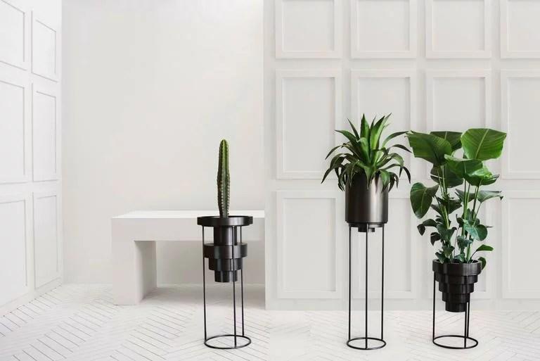 Design végétal, Anna Karlin Layered Planters