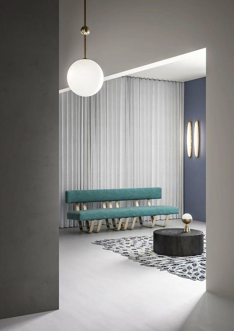 Terzo Piano, Interiors, At First Sight