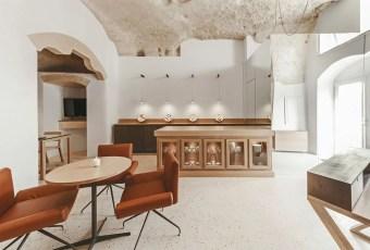 INTERRIOR ARCHITECTURE: The Caveman Style