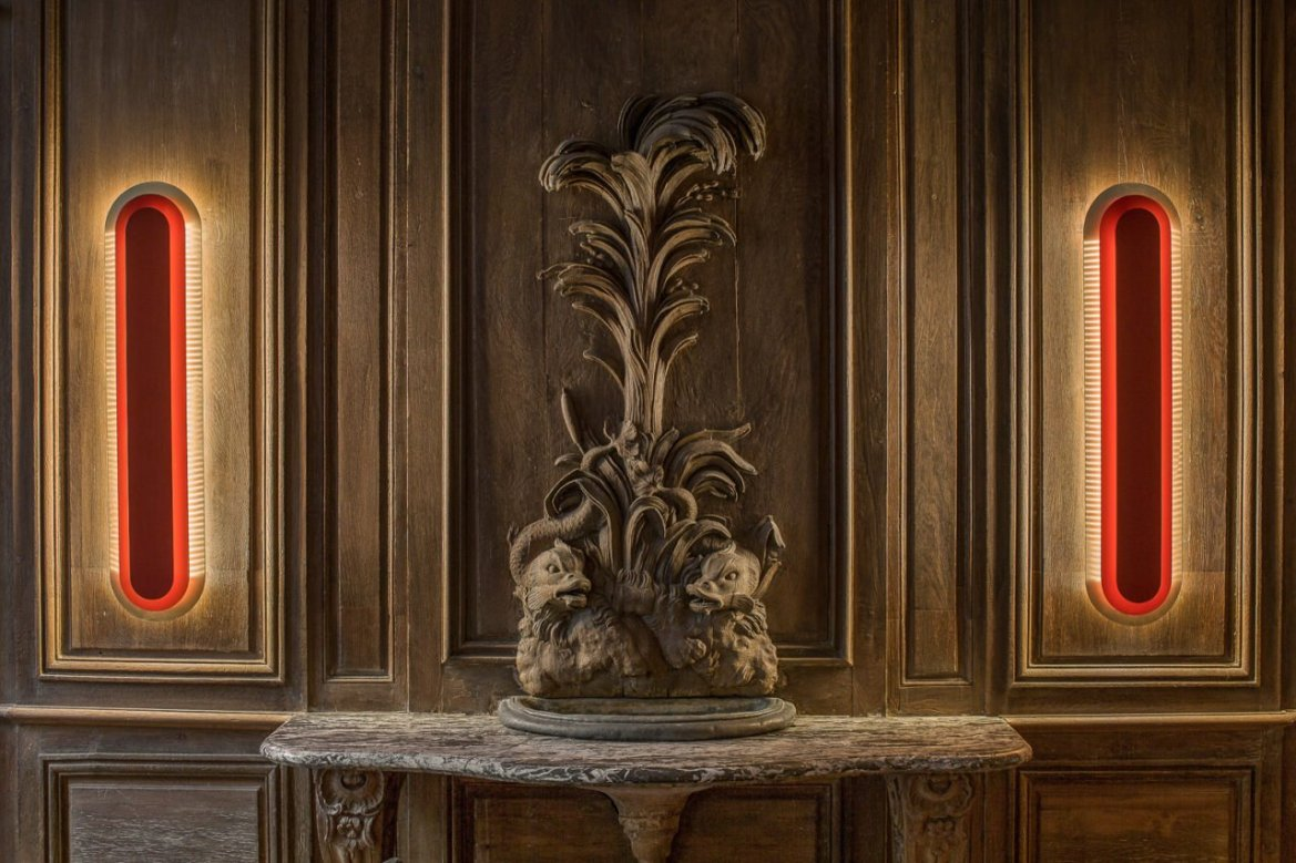 Paris Design Week, Desjeux-Delaye, Lighting, L'hipocryte