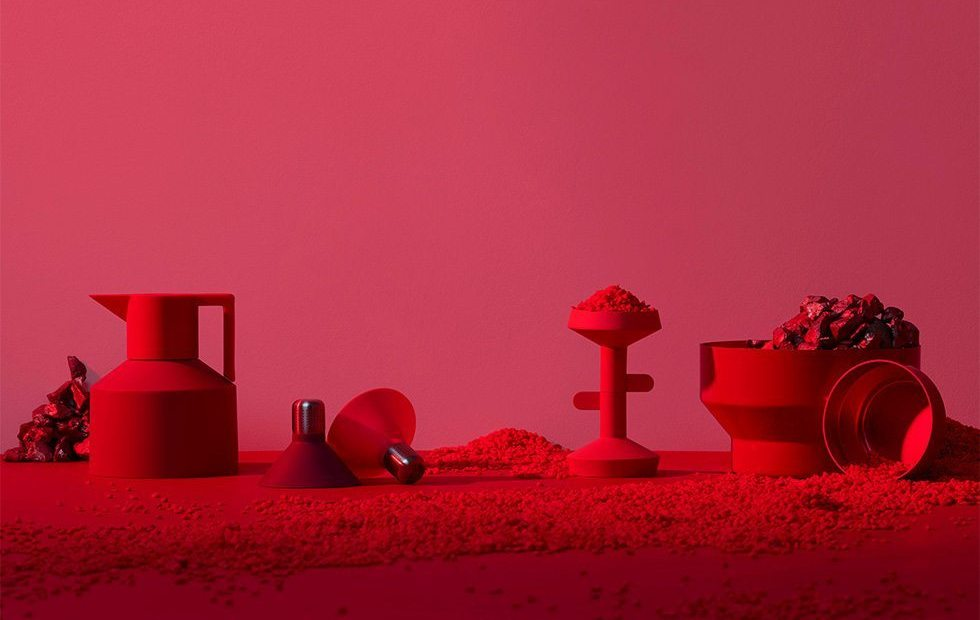 SET DESIGN: Sindroms Magazine presents There's Still Life on Mars