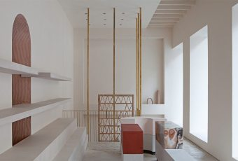 RETAIL: Une boutique durable par Ciszak Dalmas et Matteo Ferrari