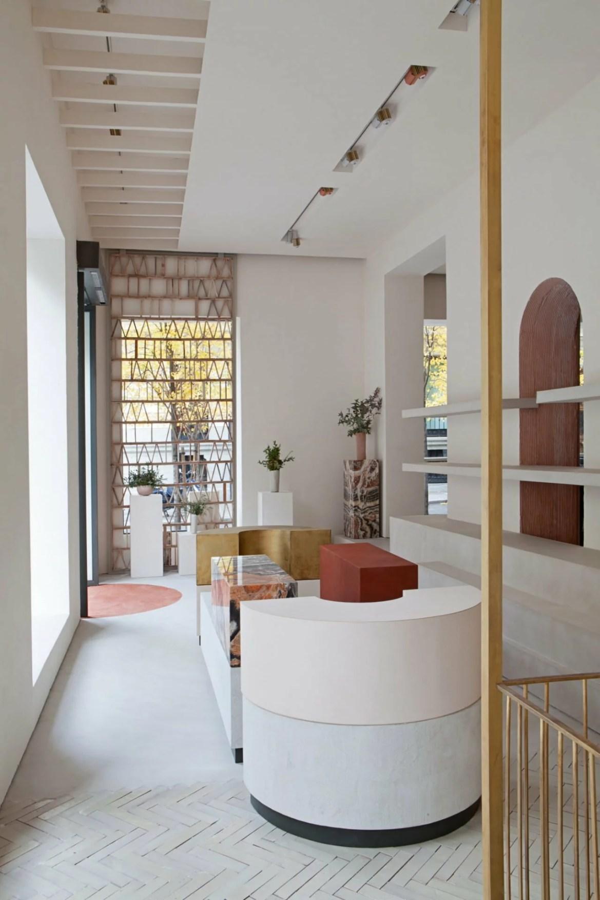 A Madrid, les fondateurs de la marque Malababa ont fait appel à Ciszak Dalmas et Matteo Ferrari pour créer une boutique au design durable.