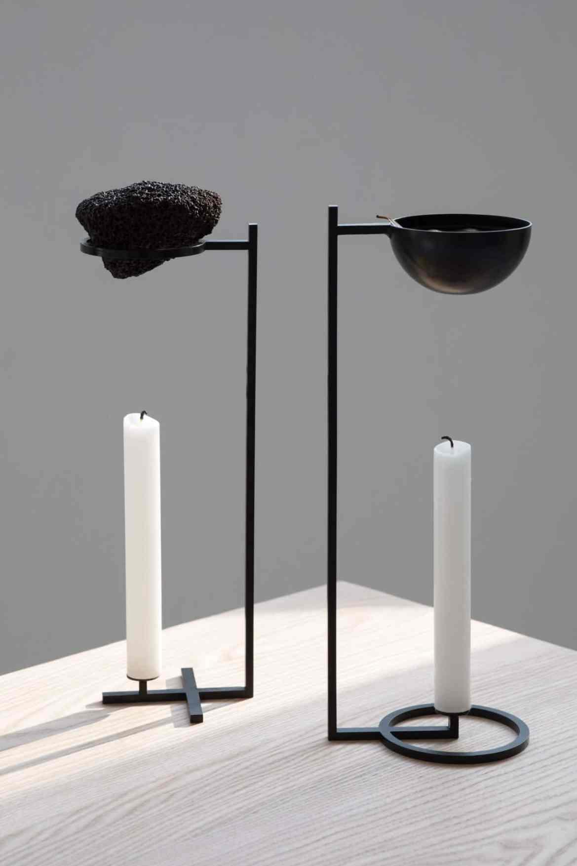 La designer suédoise Sanna Völker a imaginé l'exposition Perception, rassemblant 16 designers sur le thème du design et des sens