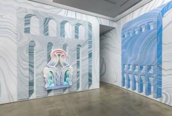 Windows and Walls, Lauren Clay's incredible exhibition