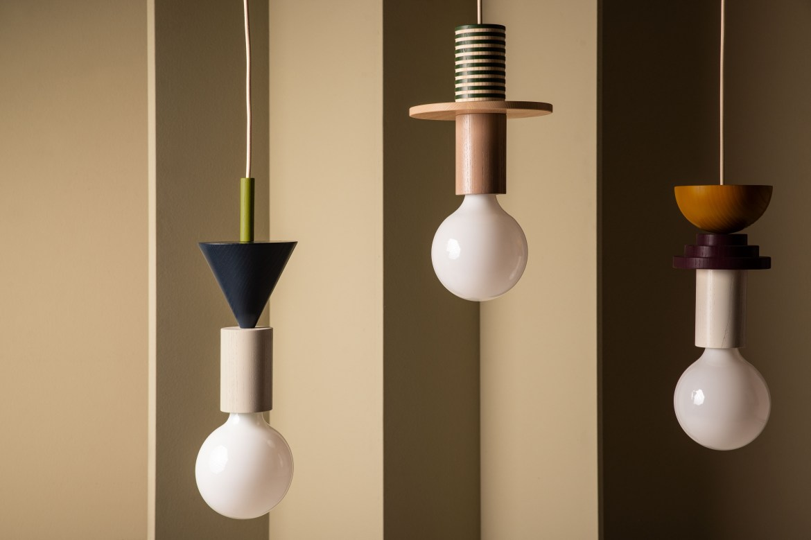 On the occasion of Maison&Objet 2019, modern lighting brand Schneid has presented new products and colors.
