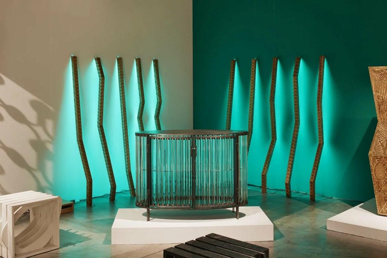 DesignMiami/Basel 2019: Cristina Grajales gallery presents Pedro Barrail.
