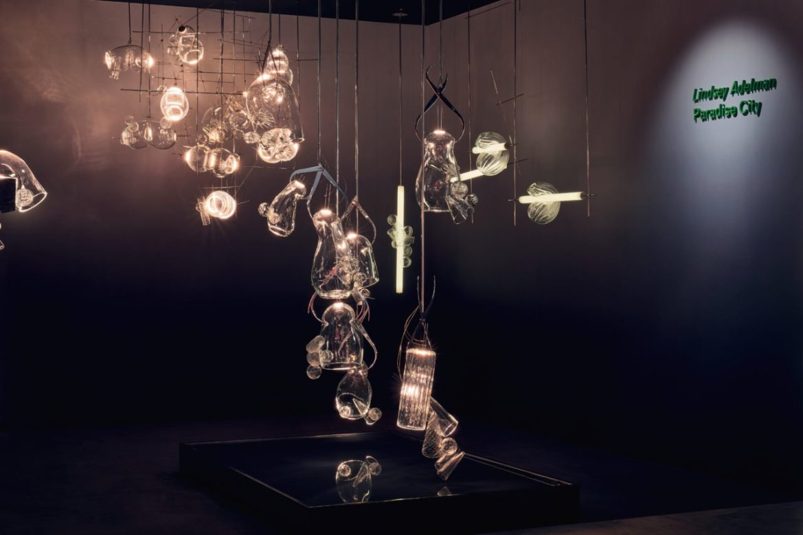 DesignMiami/ Basel 2019: Lindsey Adelman présente Paradise City.