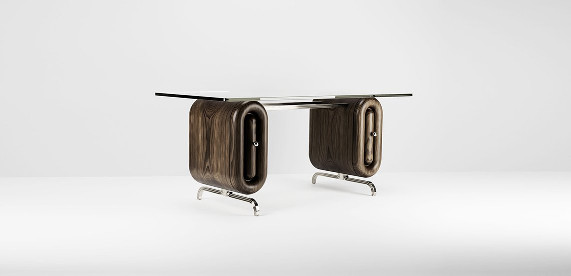 How Avoirdupois revives mid-to-late 20th-century furniture style