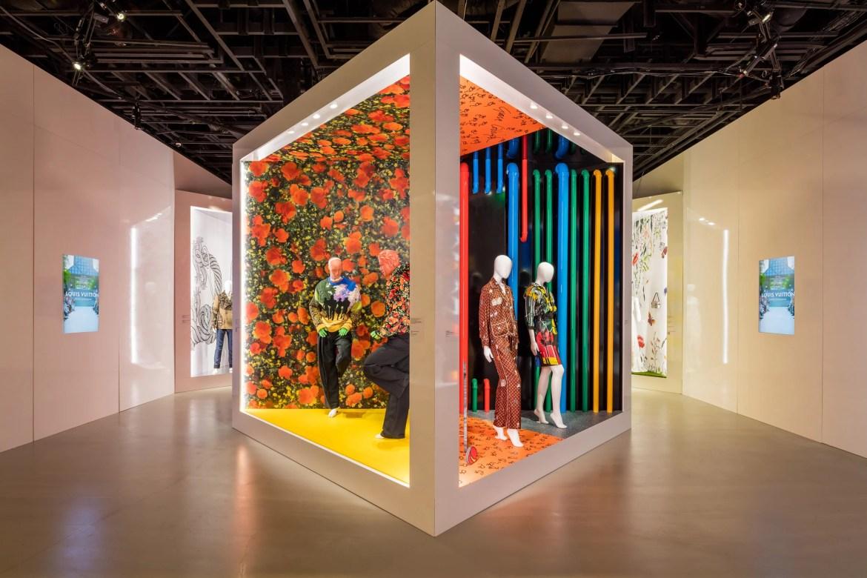 L'exposition Louis Vuitton X, à Los Angeles