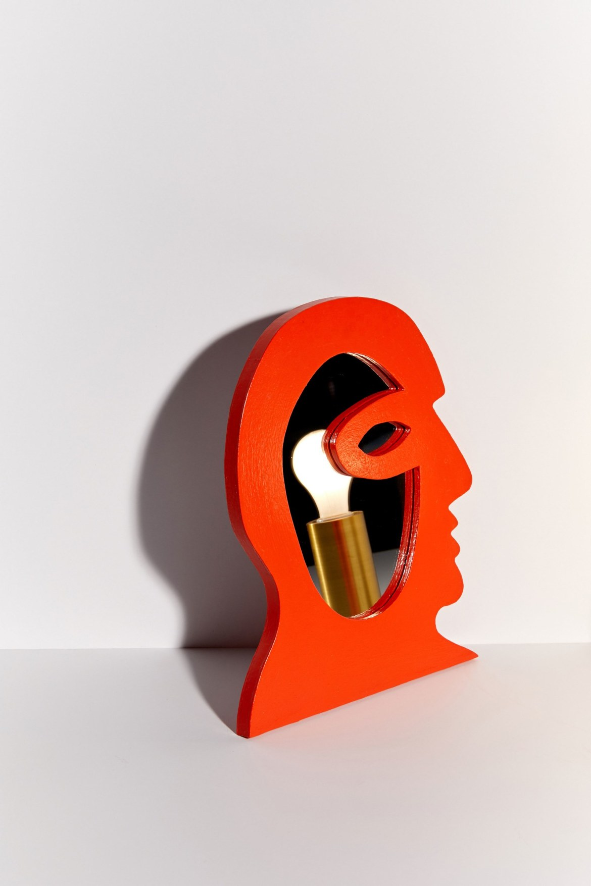 UO x Clever, Face Mirror by Elise MacMahon