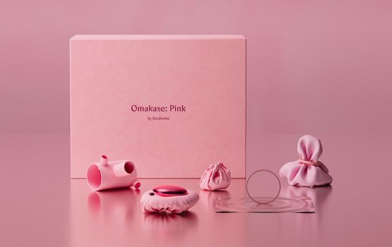 Sindroms launches Omakase: Pink, a limited-edition designgift box