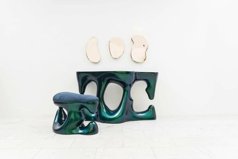 Design Miami 2019, Todd Merrill's booth