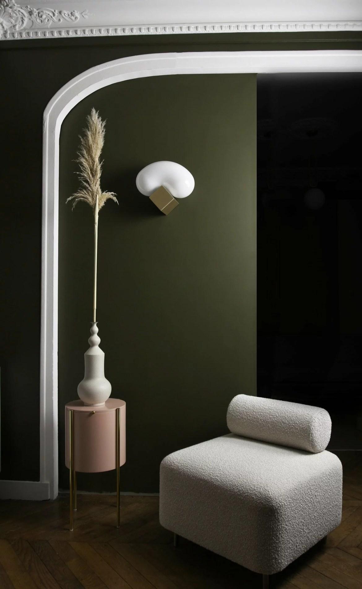 Maison et Objet 2020, ENOstudio, Beluga wall light