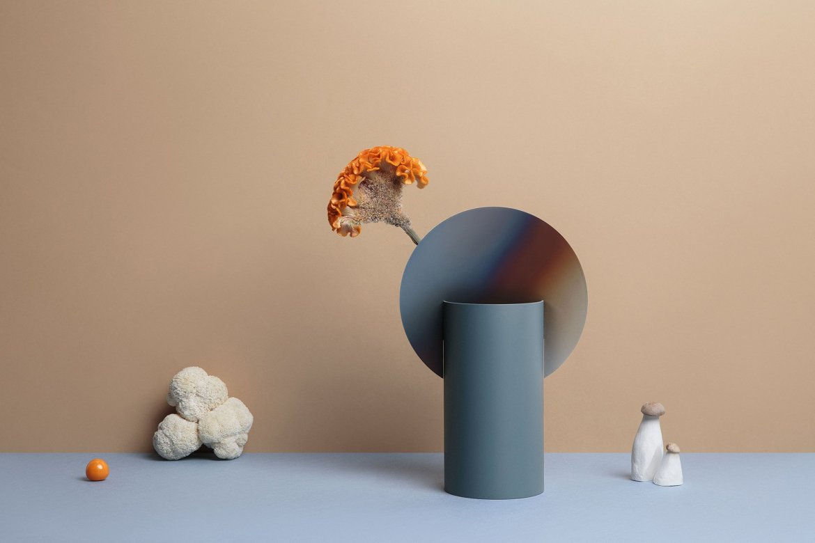Maison et Objet 2020, NOOM, new Malevich Limited Edition vase