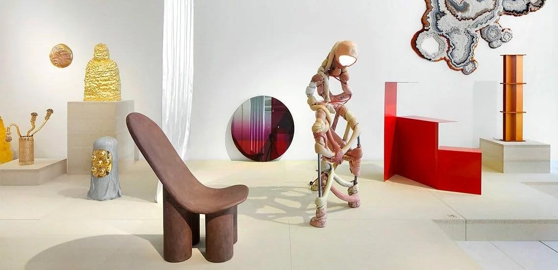 Le Design Museum Gent expose Van Eyck et la couleur contemporaine