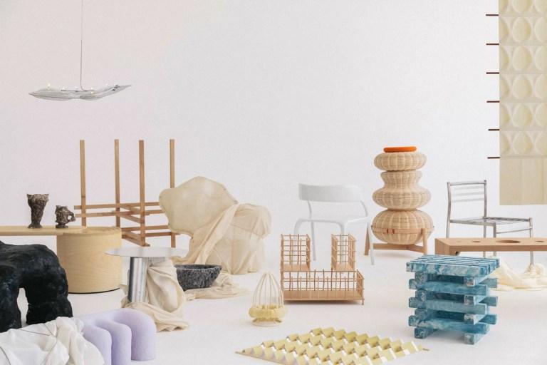 Ukurant Objects, exposition de jeunes designers