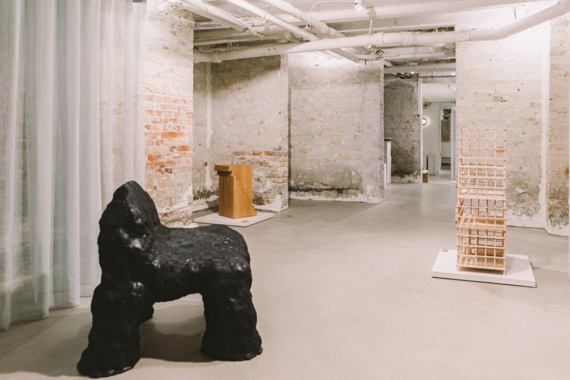 Ukurant Objects, exhibition of young designers