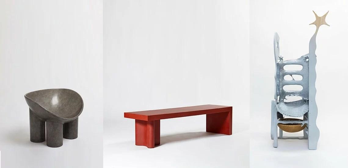 DNA, a collaborative project between Friedman Benda, Galerie kreo, and Salon 94 Design