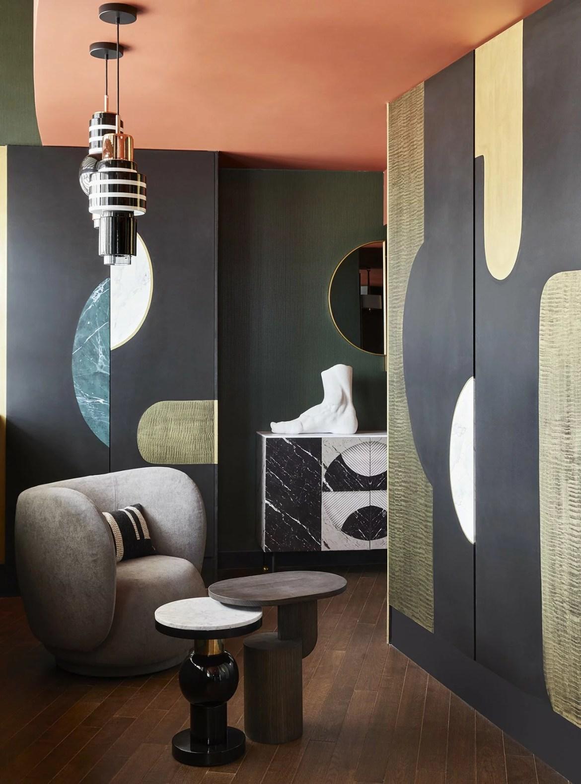 New hotel MGallery Nest Paris, design Oscar Lucien Ono