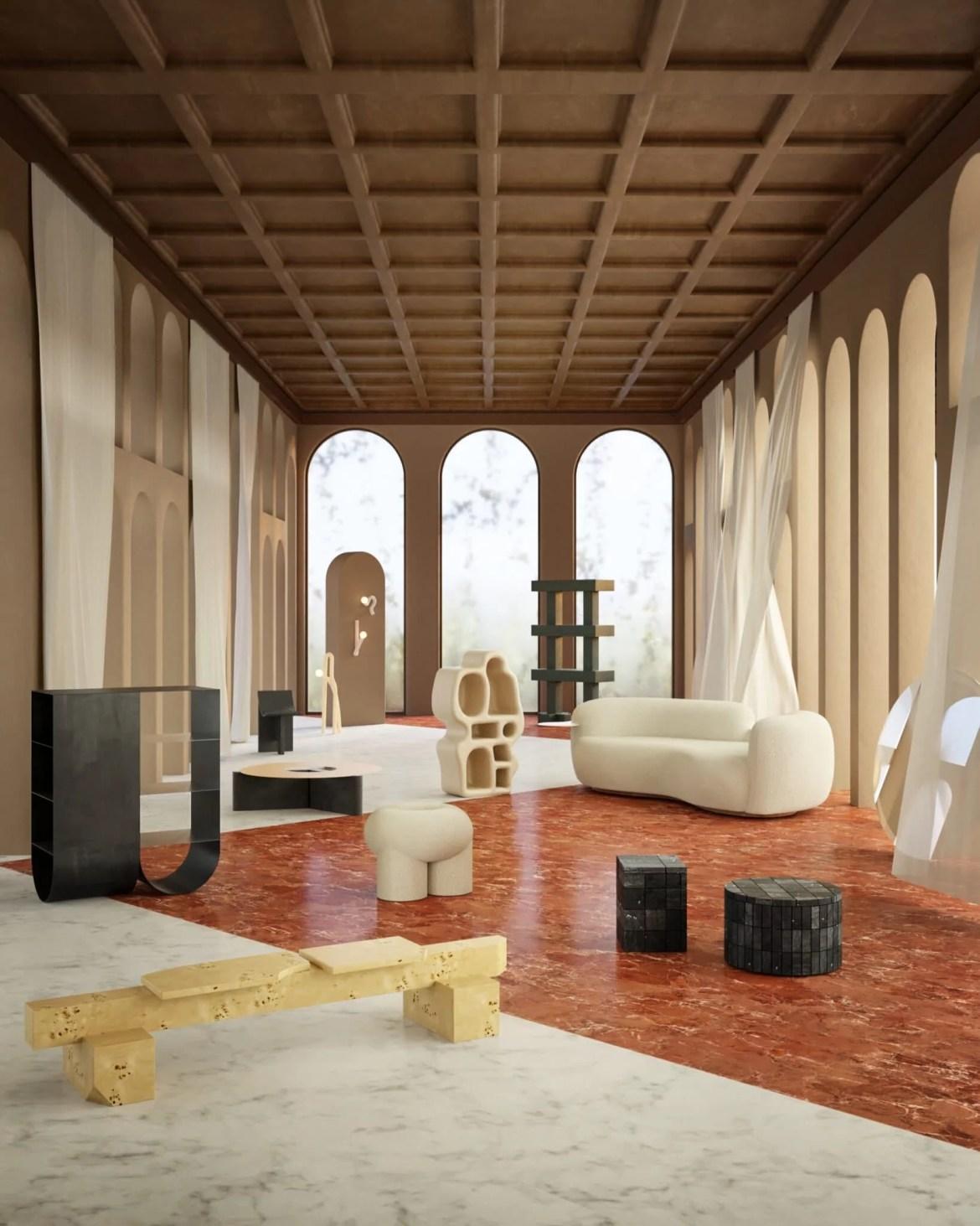 Movimento Club, design collective, design scene