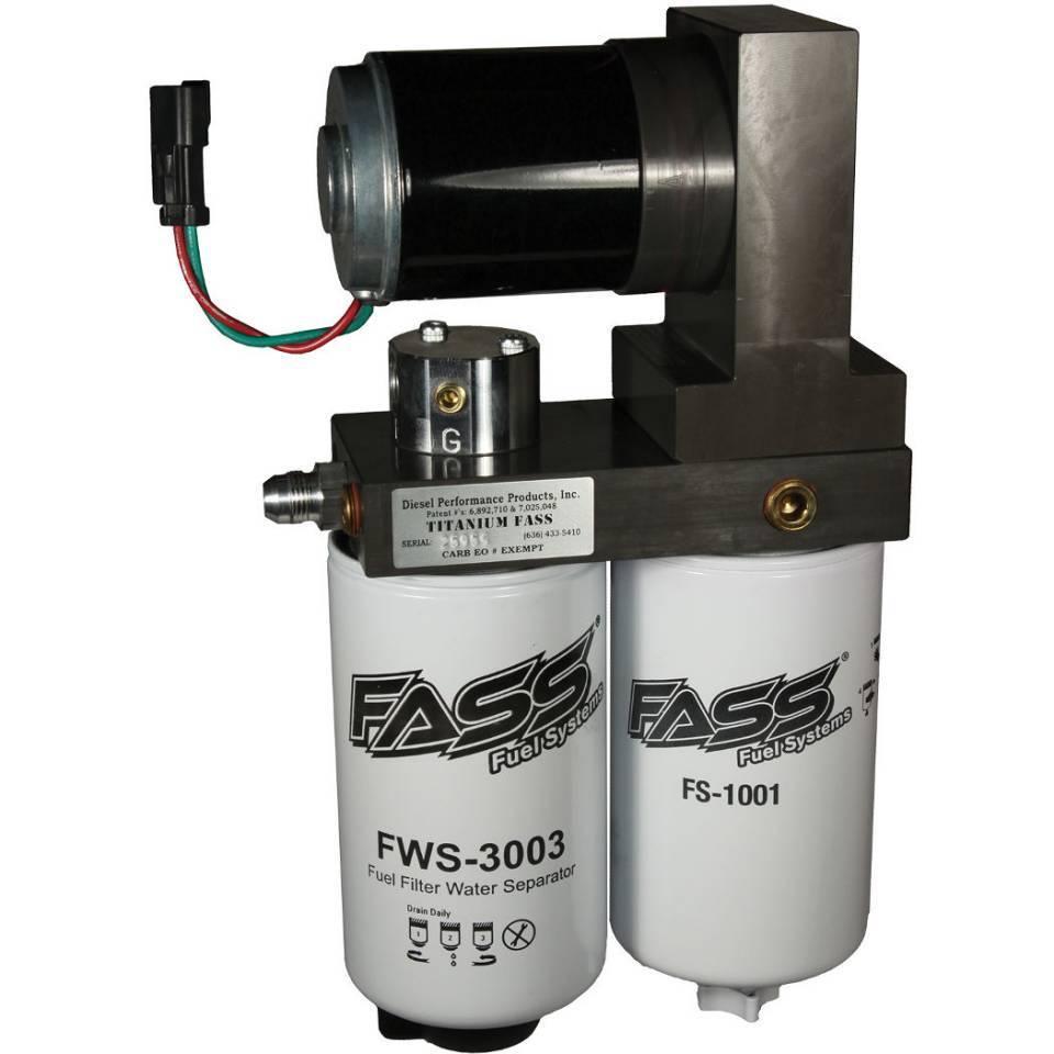 hight resolution of fass fass 2005 2016 dodge ram cummins 165 gph flow rate titanium series lift