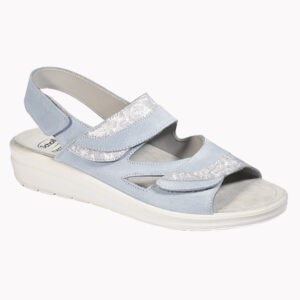 Antonia Sandal Light Blue